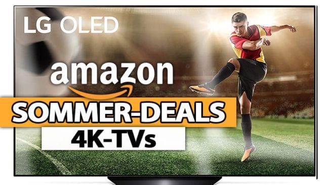Amazon-Sommer-Angebote LG 4K
