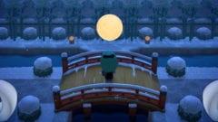 Animal Crossing New Horizons Brücke