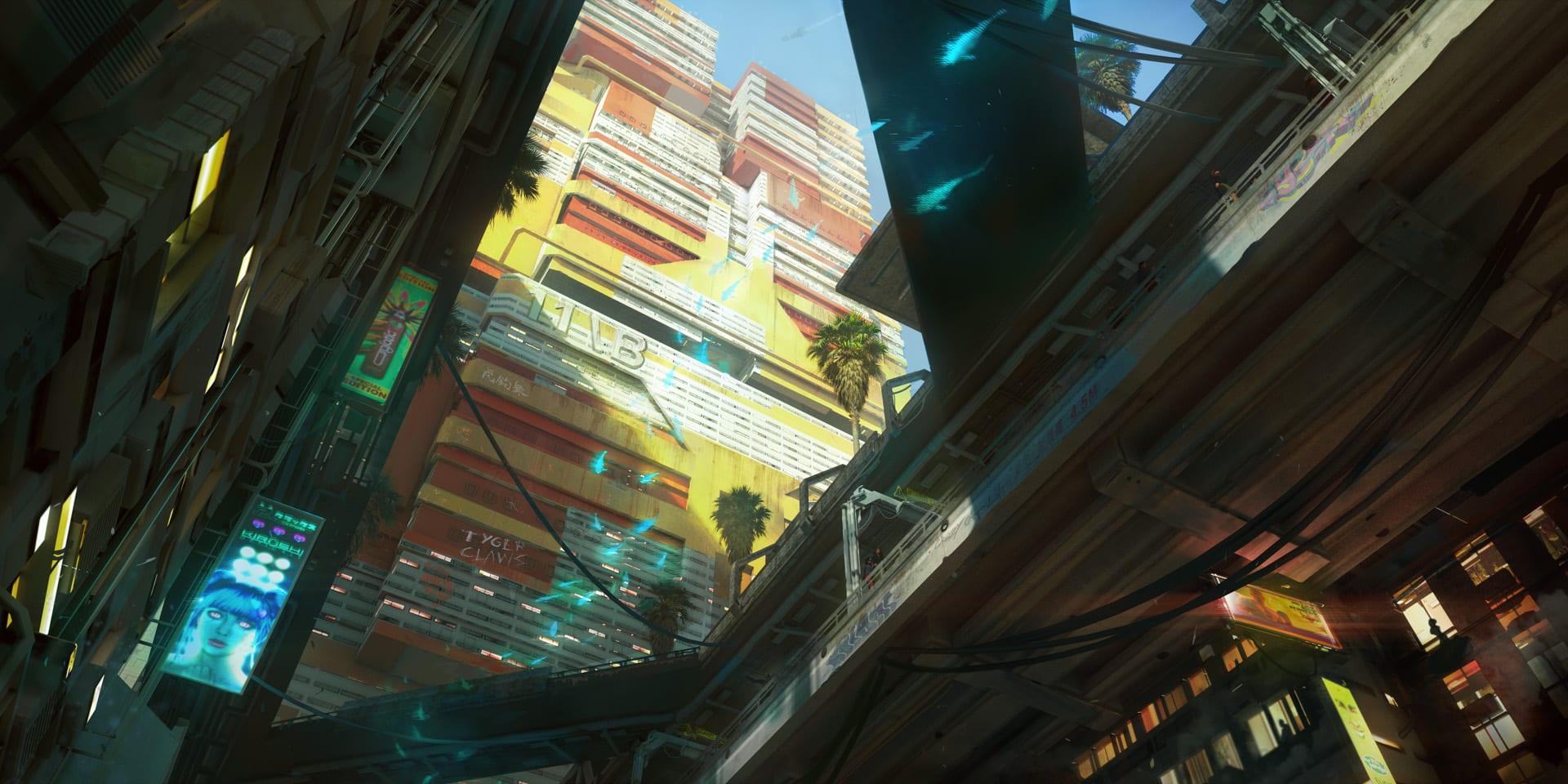 Cyberpunk 2077 Westbrook