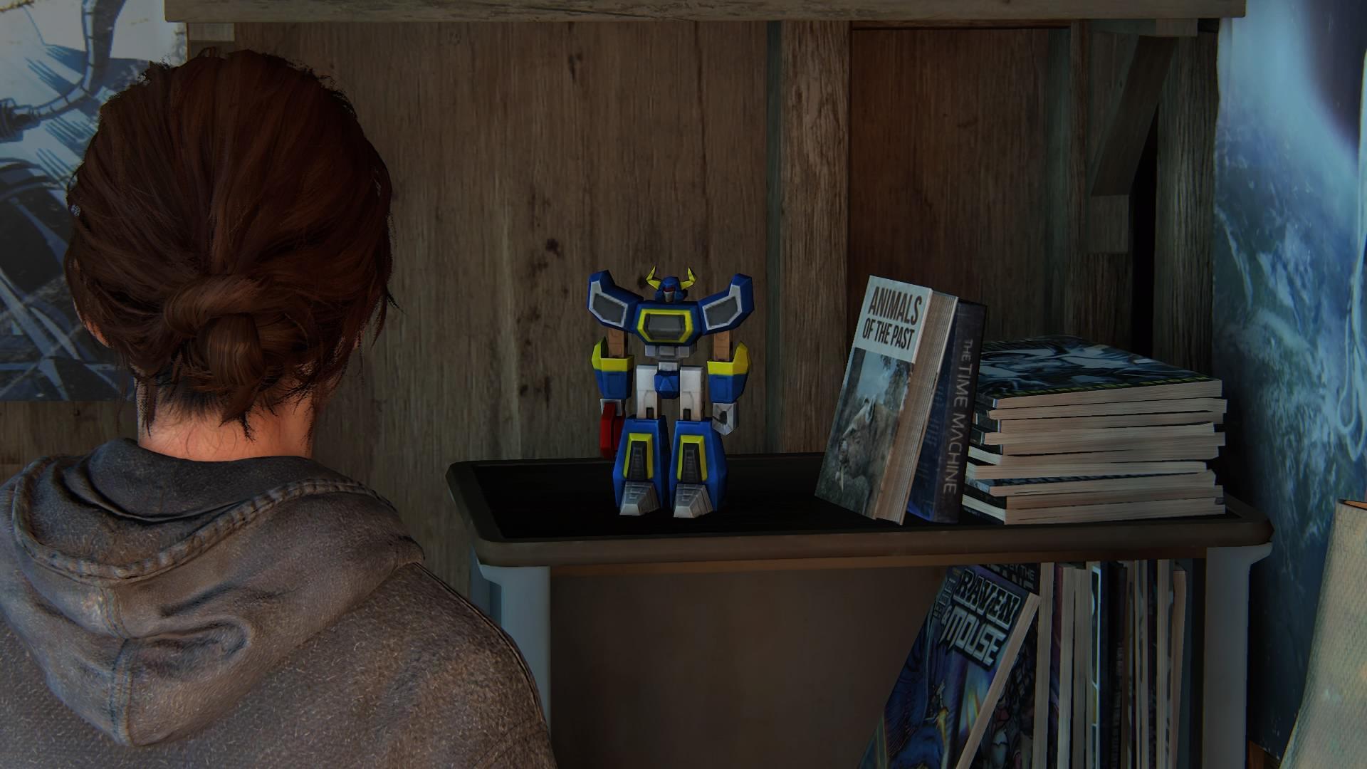 The Last of Us 2 - Sams Roboter