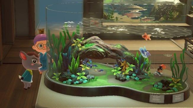 Animal Crossing: New Horizons Tiere Juli