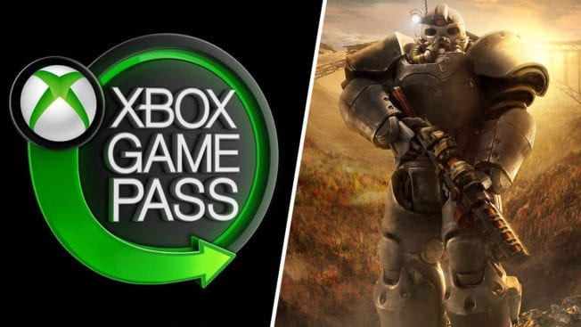 Fallout 76 im Xbox Game Pass