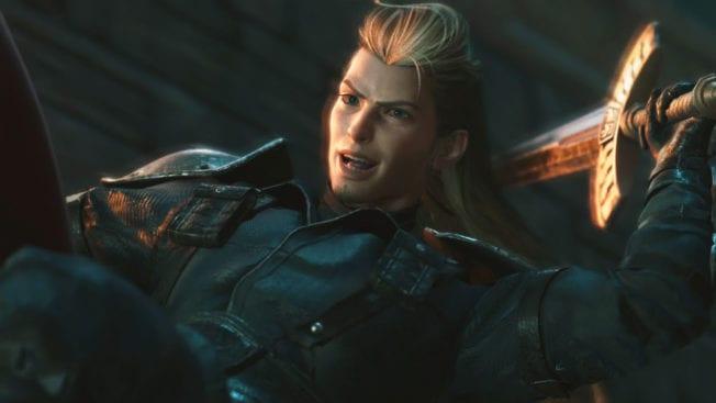 Roche in Final Fantasy 7 Remake Teil 2