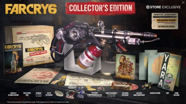 Collector's Edition zu Far Cry 6