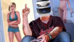 GTA 6 in VR
