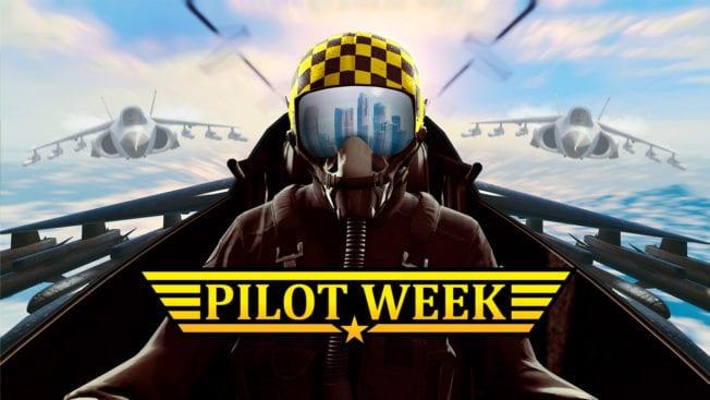 GTA Online - Pilotenwoche