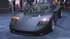 GTA Online - Progen GP1 am Glücksrad