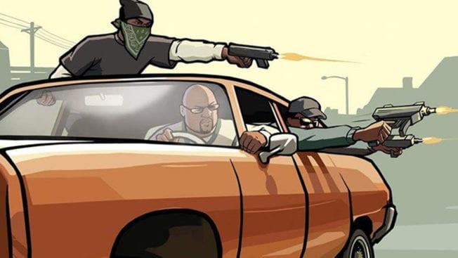 GTA San Andreas - Cheats