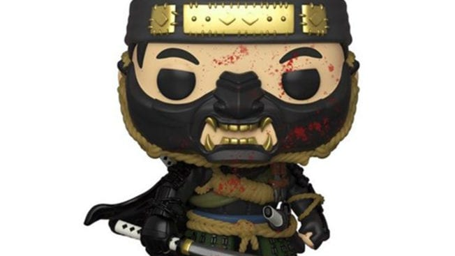 Ghost of Tsushima Funko Pop