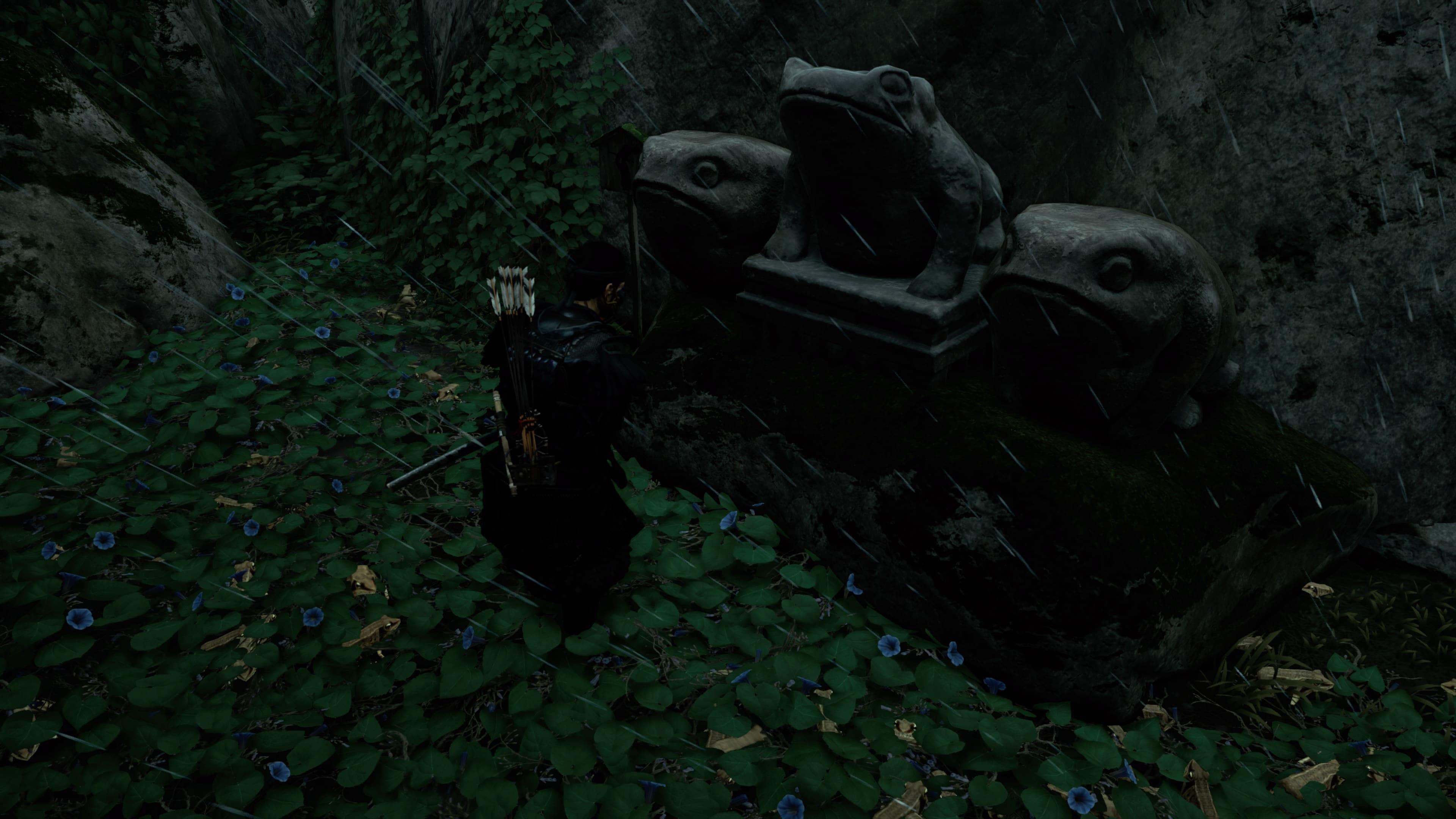 Ghost of Tsushima Geheimer Altar Schrein