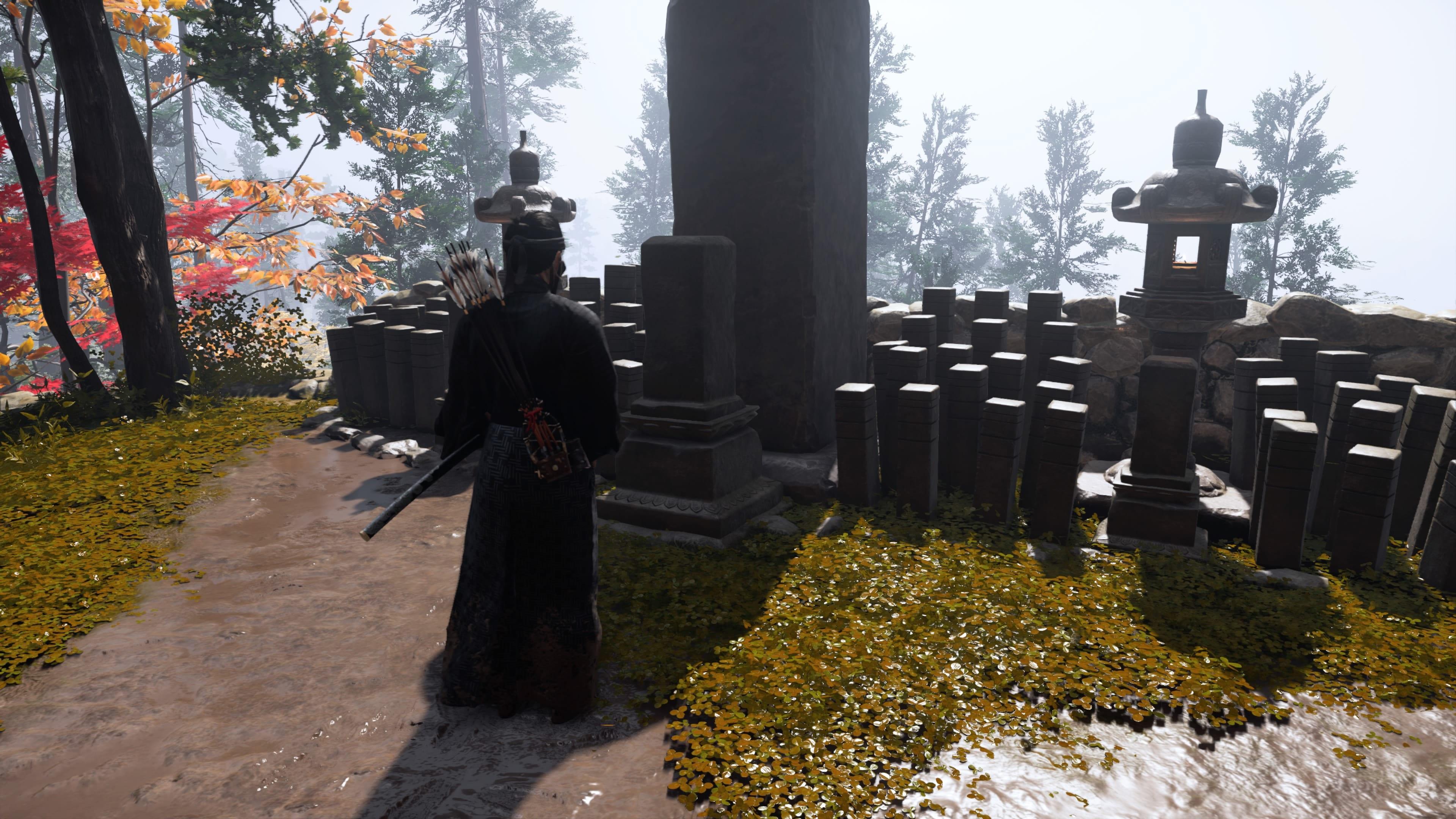Ghost of Tsushima Geheimer Altar Omi-Tempel