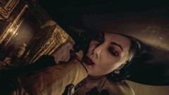 Resident Evil 8 Hexe Olga