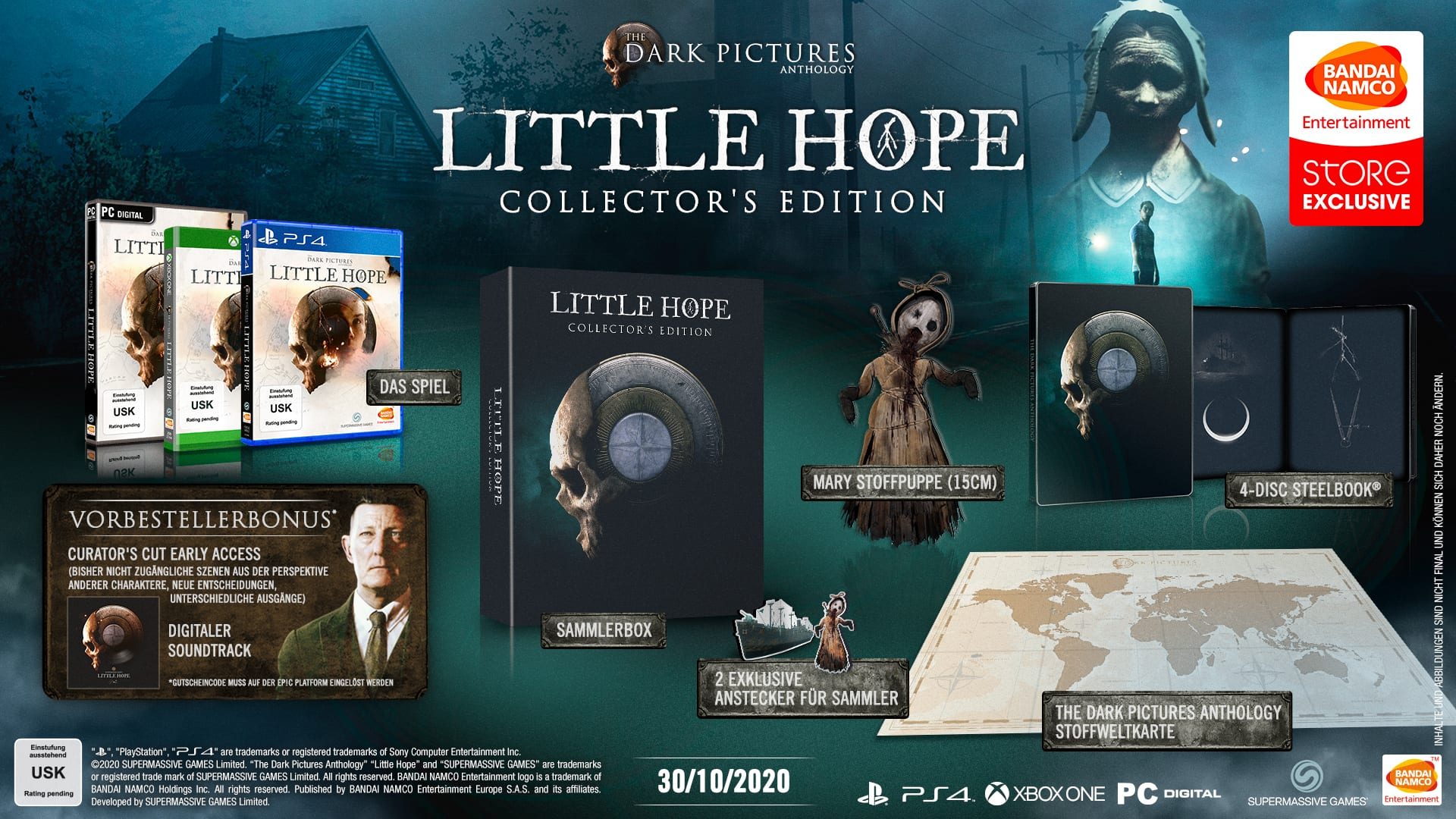 Little Hope Collector's Edition