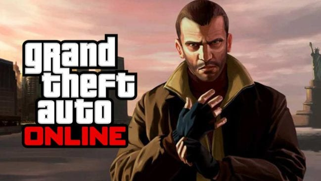 GTA Online - Liberty City