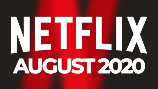 Netflix August 2020