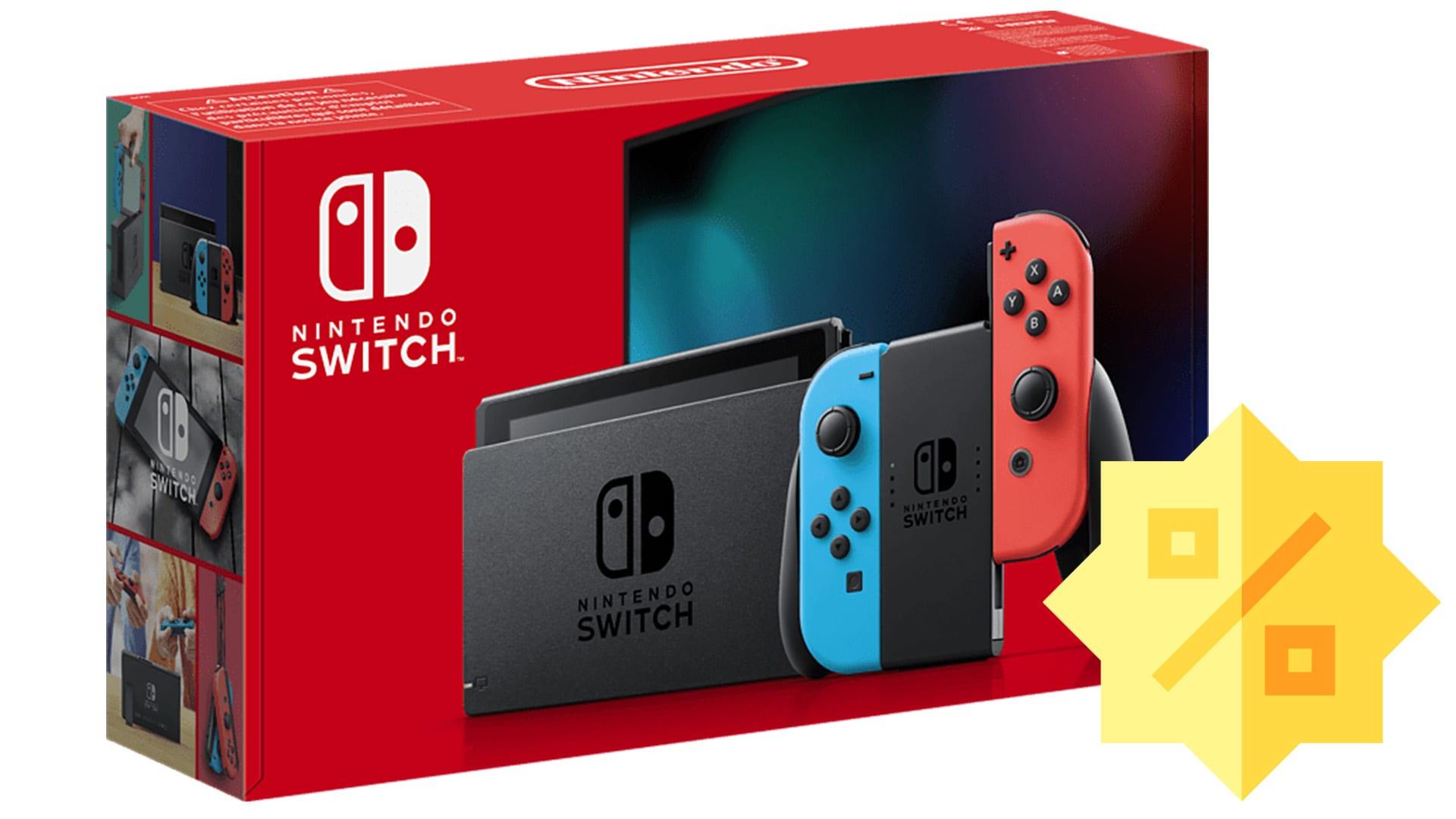 Nintendo Switch kaufen (Angebot)