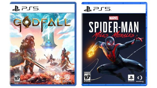 PS5 Games Spielehüllen