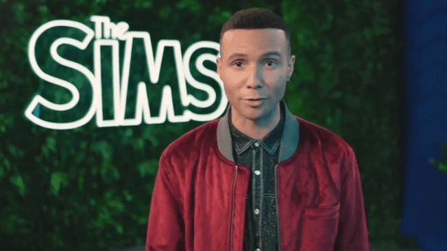 Die Sims Sparkd TV Show