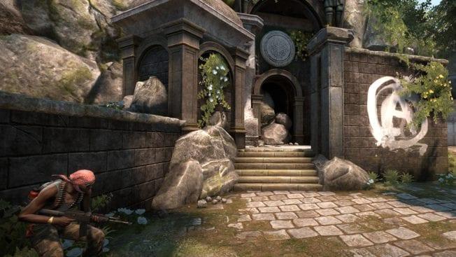 CS:GO Maps Swamp Mutiny