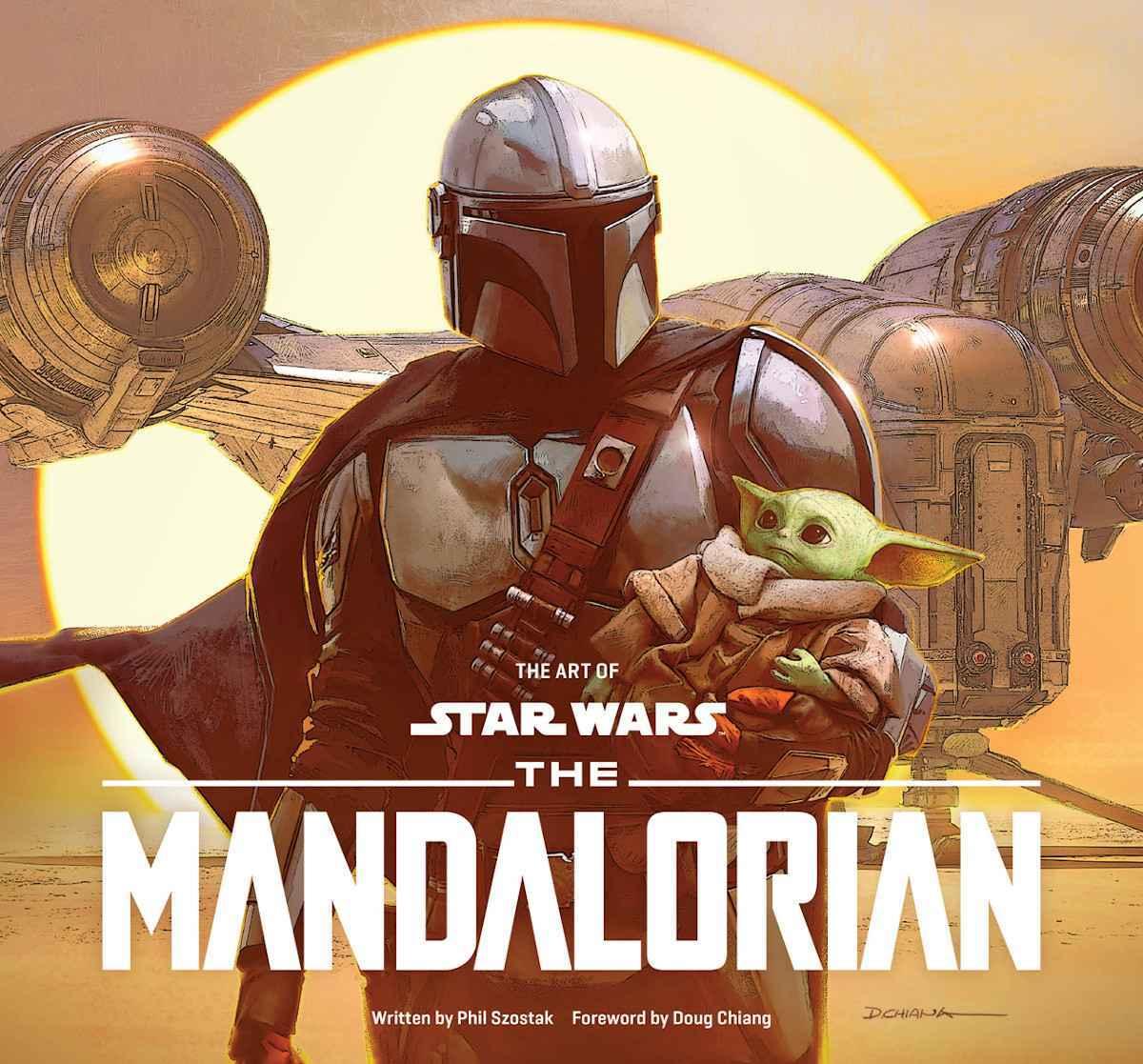 The Art of The Mandalorian Art-Book