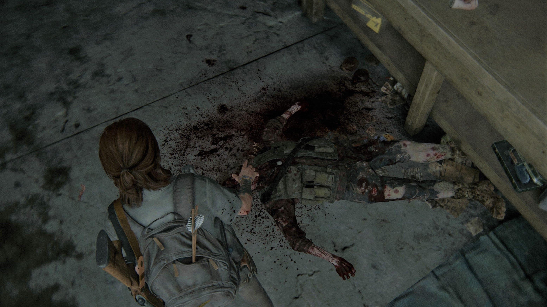 The Last of Us 2 Bogen Fundort