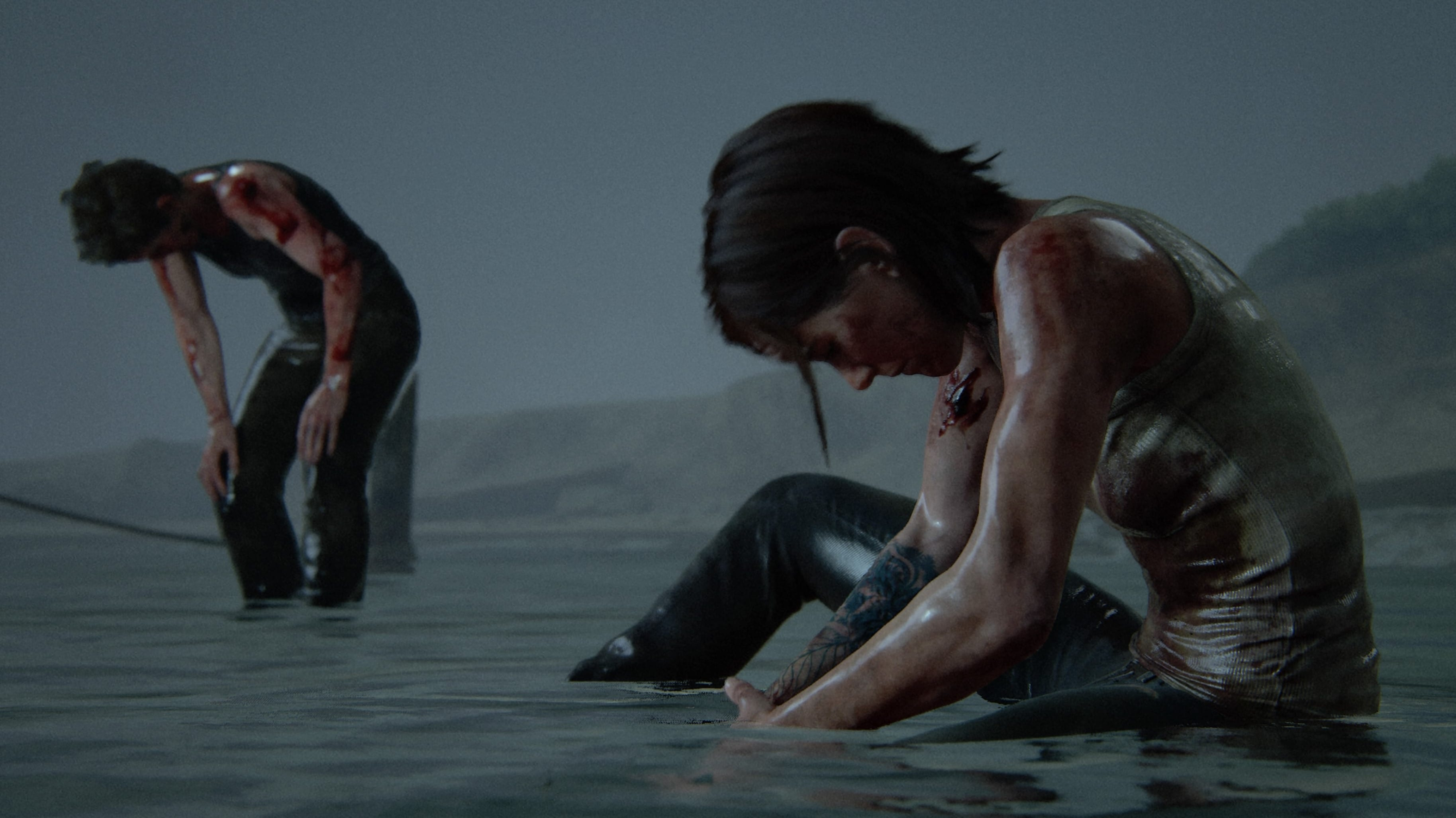 The Last of Us 2 Abby Ellie Ende