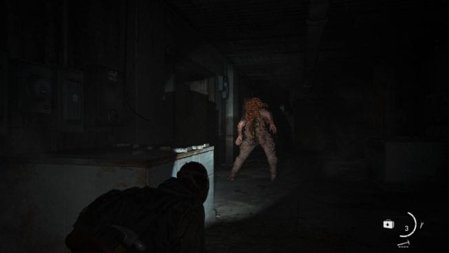 The Last of Us Part II Guide Kampf Shambler