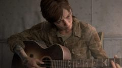 The Last of Us 2 Ellie Ende Gitarre