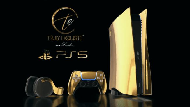 PS5 - Gold