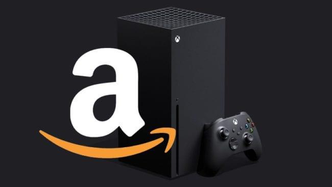 Xbox Series X bei Amazon