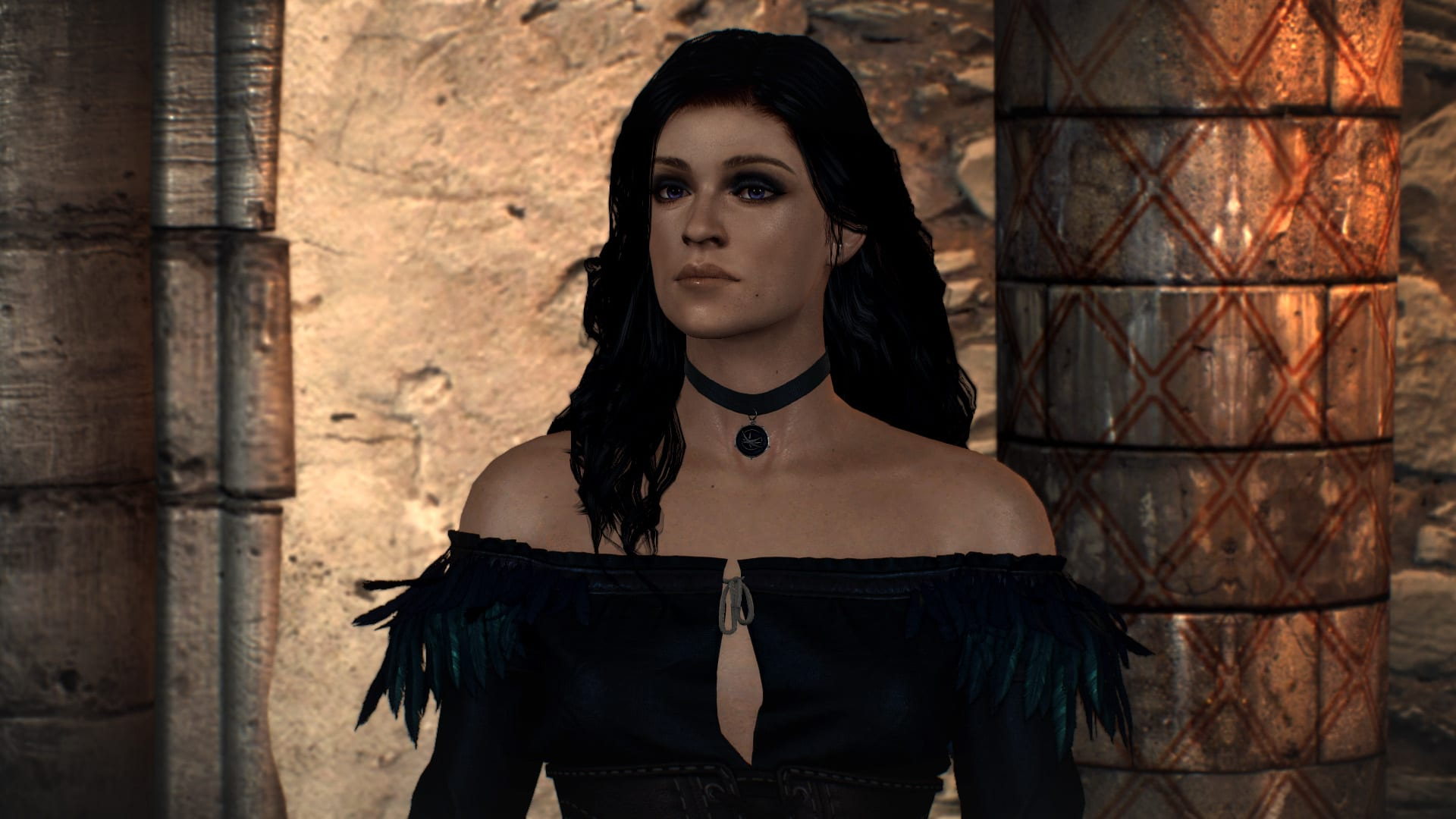 Yennefer von Vengerberg in The Witcher 3