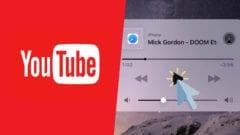 YouTube-Videos im Hintergrund