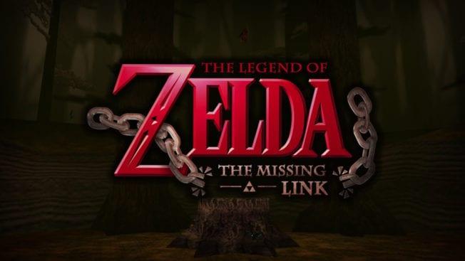 Zelda The Missing Link