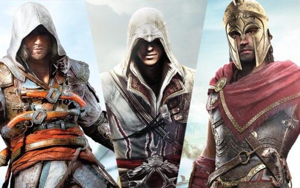 Bestes Assassin's Creed Spieler
