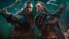 Assassin's Creed Valhalla Eivor Geschlecht Wechsel