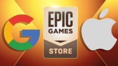 Epic Games Chef Kritik Google Apple