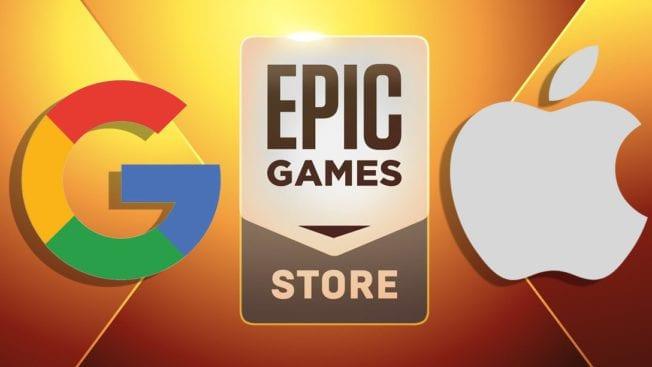 Epic Games Chef Kritik Google Apple