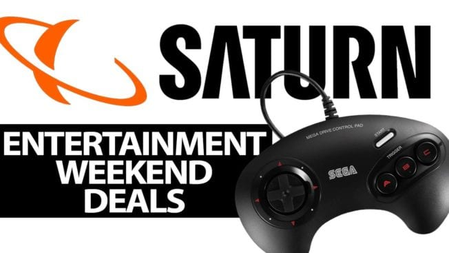 Saturn Entertainment Weekend Deals