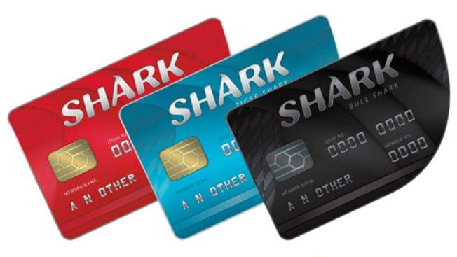 GTA V, GTA Online, Cash Cards