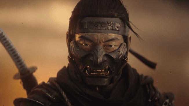 Ghost of Tsushima Jin Sakai Spielzeit PS4