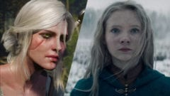 The Witcher Netflix Serie The Witcher 3 Ciri