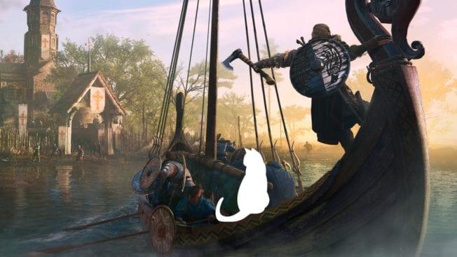 Assassin's Creed Valhalla Katze Crew