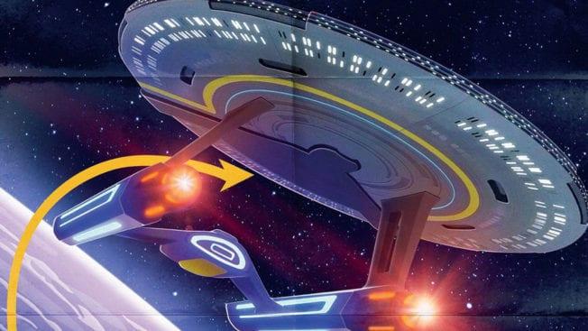 Star Trek: Lower Decks Raumschiff