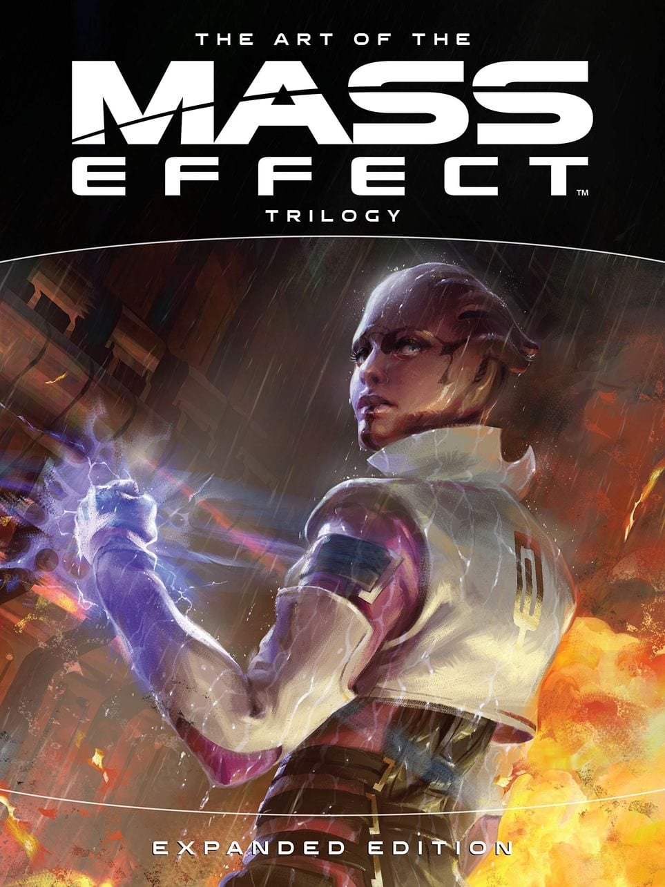 Mass Effect Trilogie Art-Book