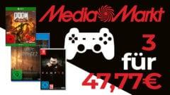 MediaMarkt 3 für 47.77