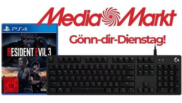 MediaMarkt Gönn dir Dienstag