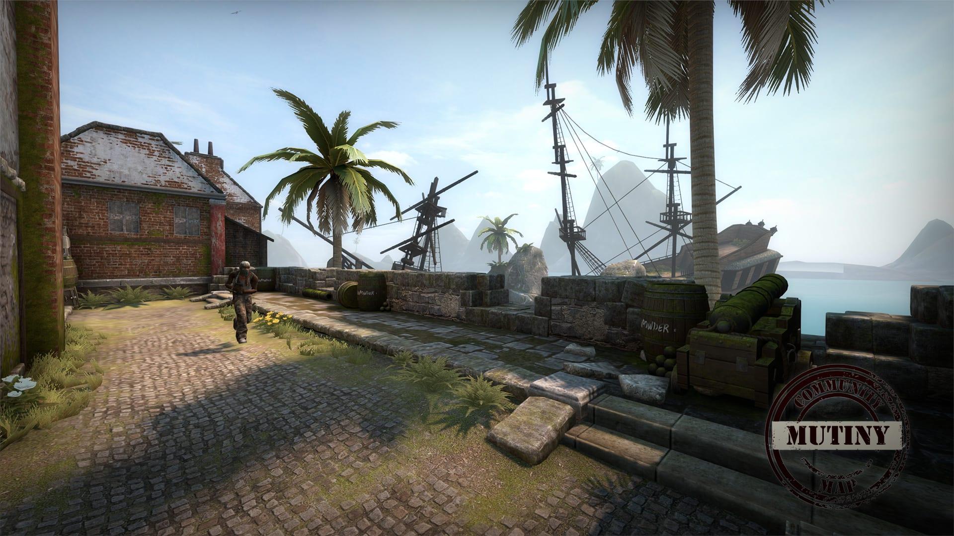 CS:GO Mutiny Mitte B