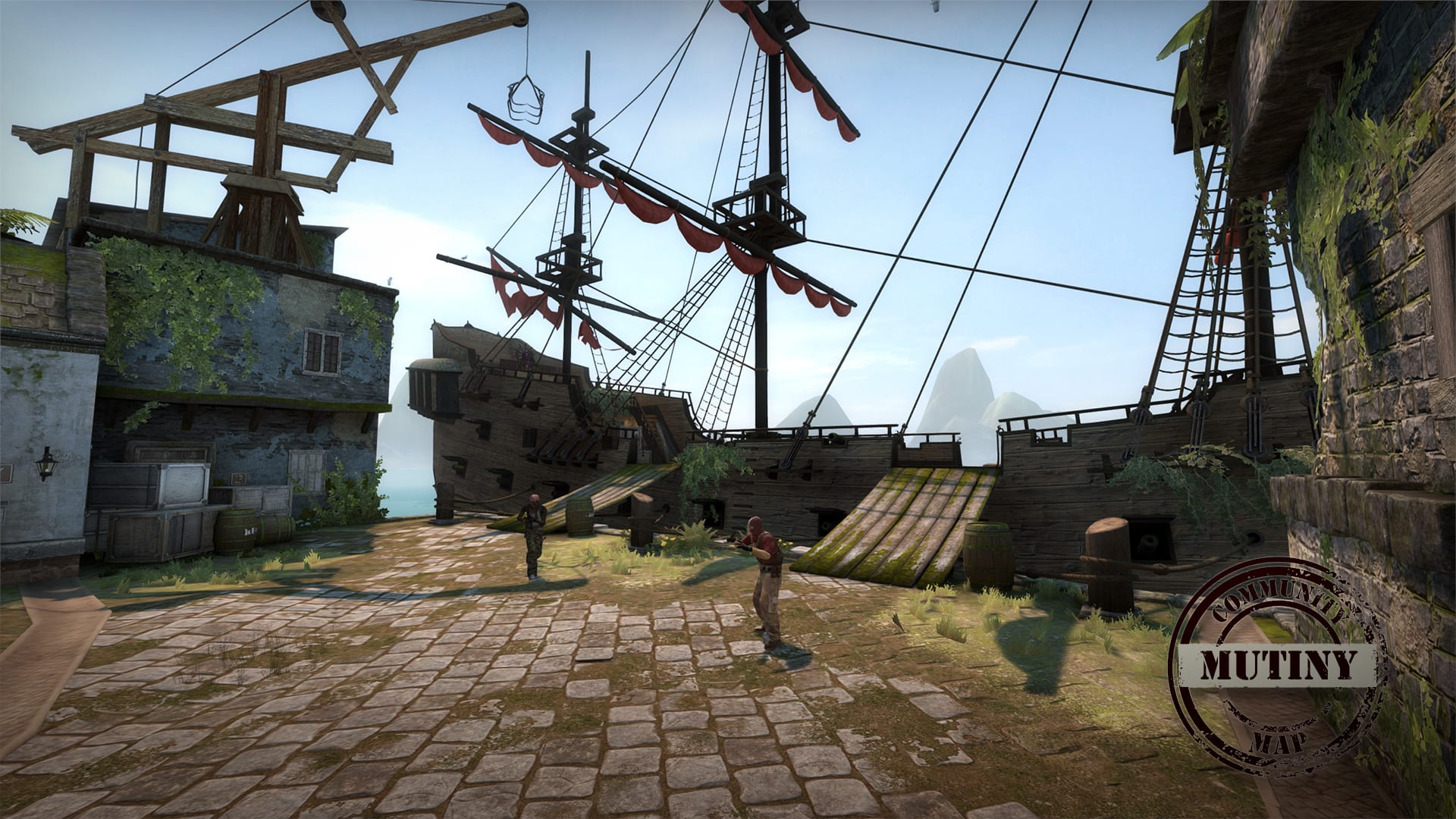 CS:GO Mutiny T Spawn
