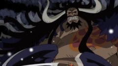 One Piece, Anime, Kaido
