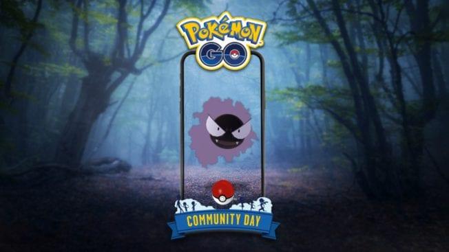 Pokémon Community Day Nebulak